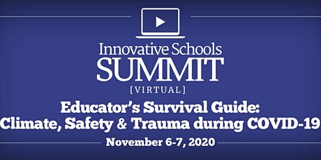 VIRTUAL Innovative Schools Summit : November 6-7, 2020 tickets