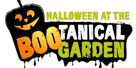 Halloween at the BOO-tanical Garden tickets