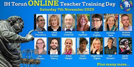 IH TORUŃ ONLINE TEACHER TRAINING DAY 2020 tickets