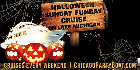 Halloween Sunday Funday Cruise on Lake Michigan tickets