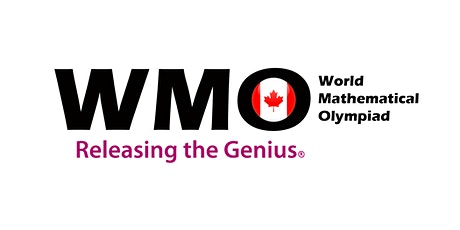 World Mathematical Olympiad (WMO) Canada 2021 Registration tickets