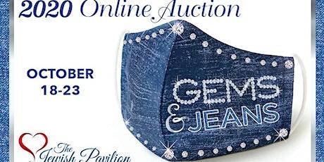 Online Auction tickets