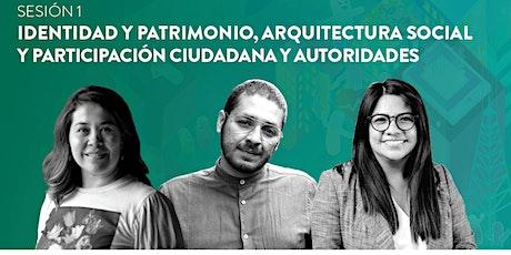 La Ciudad Salva | Festival de Ciudades Conscientes Monterrey 2020  SESIÓN 1 entradas