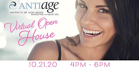 Institute of Anti-Aging Fall Open House tickets