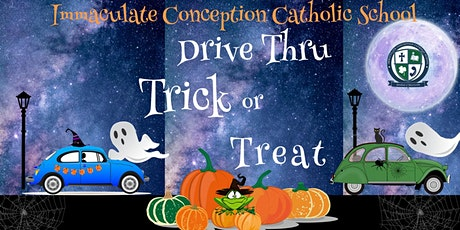 Immaculate Conception Trick or Treat Drive Thru tickets