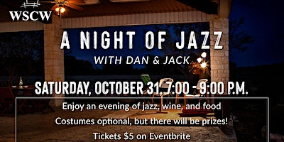 A Night of Jazz with Dan and Jack