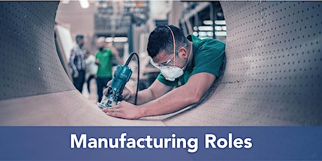 Career Quest Webinar Series: Manufacturing Roles