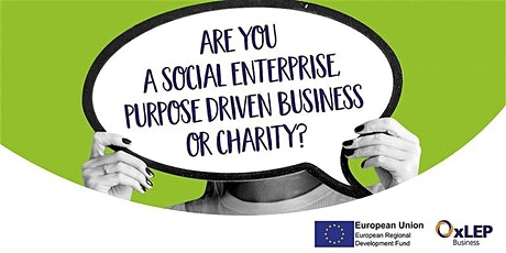 OSEP's Virtual Social Enterprise & Buyer Meet Up for Oxfordshire tickets