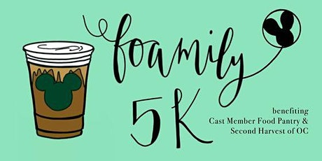 Foamily 5K Virtual Run tickets