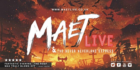 Maet live Meat Loaf Tribute live Eleven Stoke tickets