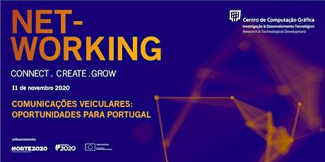 Comunicações veiculares: oportunidades para Portugal bilhetes
