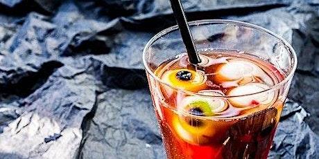 Création de cocktails avec bartender tickets