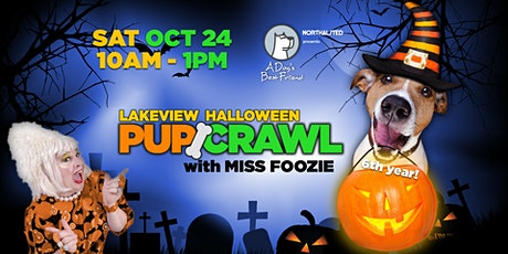 Halloween Pupcrawl Lakeview  tickets