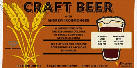 Craft Beer with Andrew Ironmonger tickets