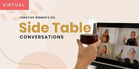 Side Table Conversations: A New Type of Virtual Breakout Meeting tickets