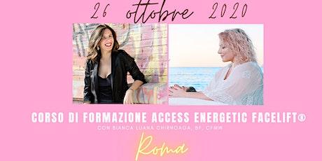 Access Energetic Facelift™ - Corso di Formazione biglietti