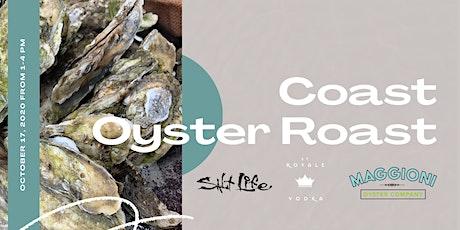 Oyster Roast tickets