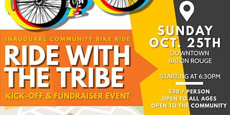 Ride With The Tribe tickets