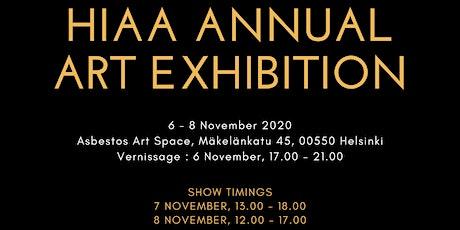 HIAA Annual Art Exhibition tickets