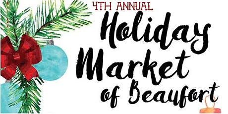 Holiday Market of Beaufort, SC tickets