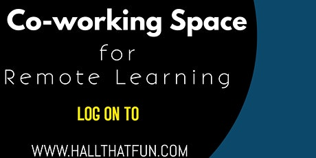 Remote Learning Space for Kids tickets