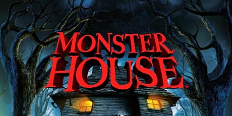 MONSTER HOUSE | Drive-In Movie Night | Wilmington PAC Fundraiser tickets