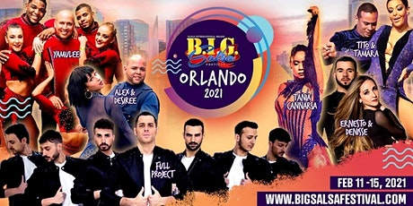 BIG Salsa Festival Orlando 2021 tickets
