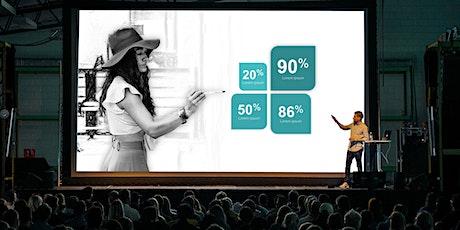 Wie man mit PowerPoint-Präsentationen begeistert Tickets
