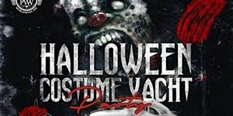 Halloween Costume Yacht party  CRUISE NEW YORK CIT tickets