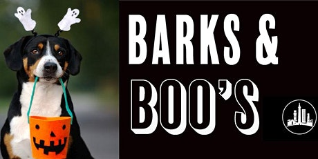 Barks & Boo's tickets