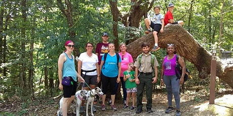 Cliatt-Creek Hike tickets