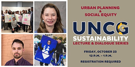 Urban Planning & Social Equity tickets