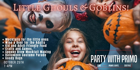 Little Ghouls & Goblins Spooktacular Event! tickets