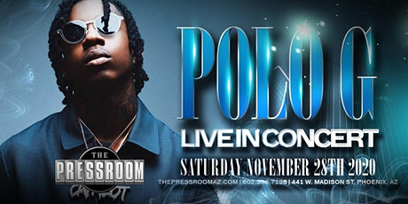 Polo G tickets