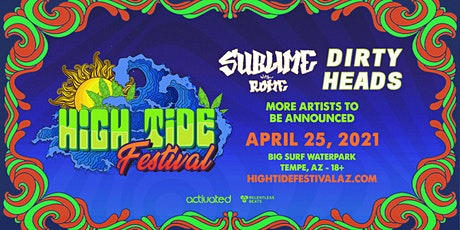 High Tide Festival tickets