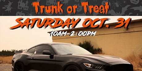 Team Yume X VBxYouth Trunk or Treat tickets
