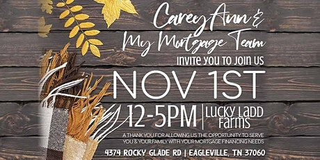 Fall Fun at Lucky Ladds tickets