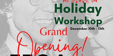EFGA Opening ! Holiday Workshop tickets