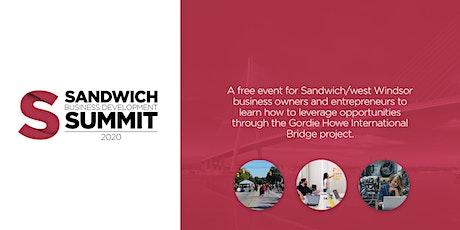 2020 Sandwich Business Development Virtual Summit tickets