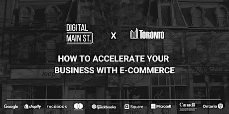 How to accelerate your business with e-commerce tickets