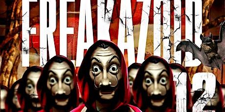 FREAKAZOID12: Atlanta's Biggest Baddest Adult Costume Rave @WHISKY MISTRESS tickets