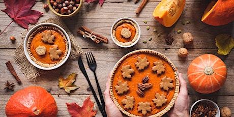 Healthy Fall Baking tickets