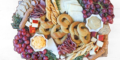 Oktoberfest Pretzel Board Workshop