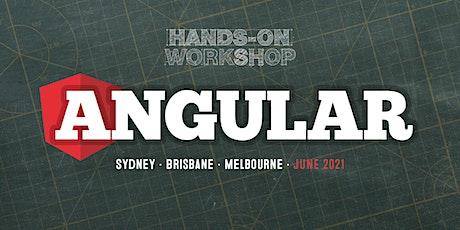 Angular Workshop (2 Day Training) - Brisbane tickets