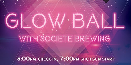 Glow Ball with Societe Brewing tickets