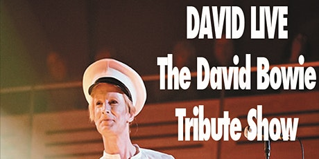 David Live the David Bowie tribute show live Eleven stoke tickets