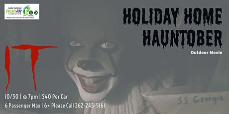 "Holiday Home Hauntober! ""It"" (2017) Screening tickets"