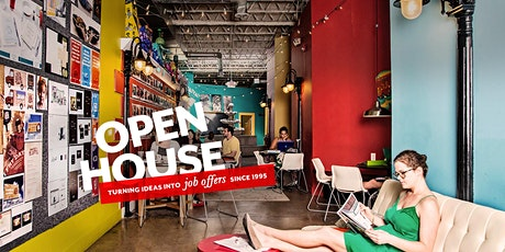The Creative Circus Content Creation Open House tickets