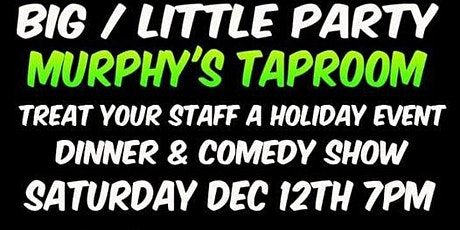 Big/ Little Holiday Party tickets