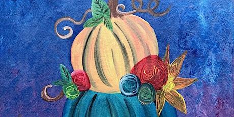 Virtual Painting Pumpkin Stack tickets